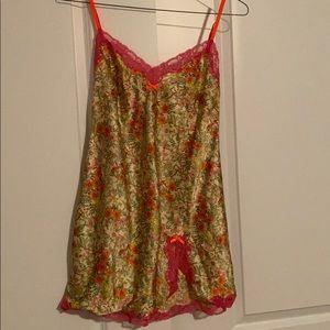 Victoria's Secret satin slip/nightgown